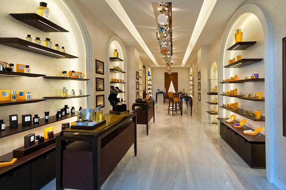 Acqua di parma roma luxury the best vip tours and for Acqua design italia