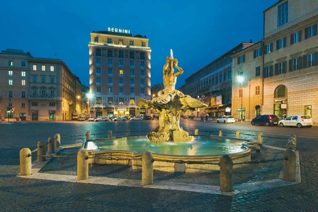 fontana-del-Tritone-piazzaBarberini
