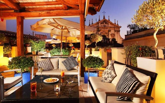 LA TERRAZZA DEL CÈSARI - Roma Luxury - THE BEST VIP Tours and ...