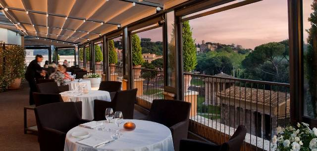 ROOF GARDEN CIRCUS Roma Luxury THE BEST LUXURY IN ROME TO HAVE
