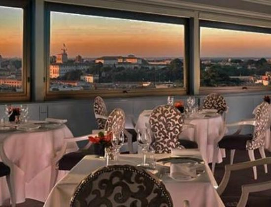 TERRAZZA DELL\'EDEN - Roma Luxury - THE BEST VIP Tours and Shopping ...