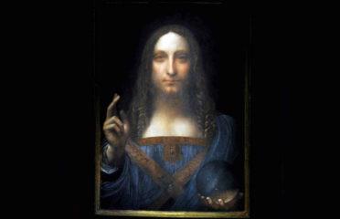 Leonardo da Vinci - Salvator Mundi