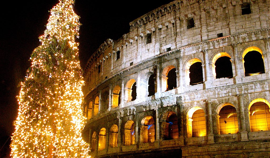 Rome Holiday season with Roma Luxury