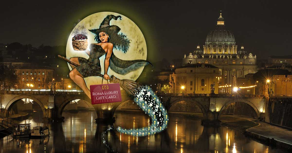 Befana - Epiphany with Roma Luxury