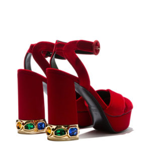 Casadei shoes-New Year's Eve 2018-Bright accessories for a sparkling New Year-RomaLuxury