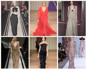 New Year's Eve 2018 - Roma Luxury Fashion looks
