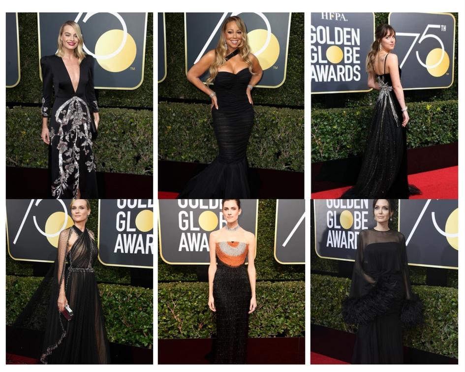 Golden Globes 2018_ 10 winning looks by Roma Luxury