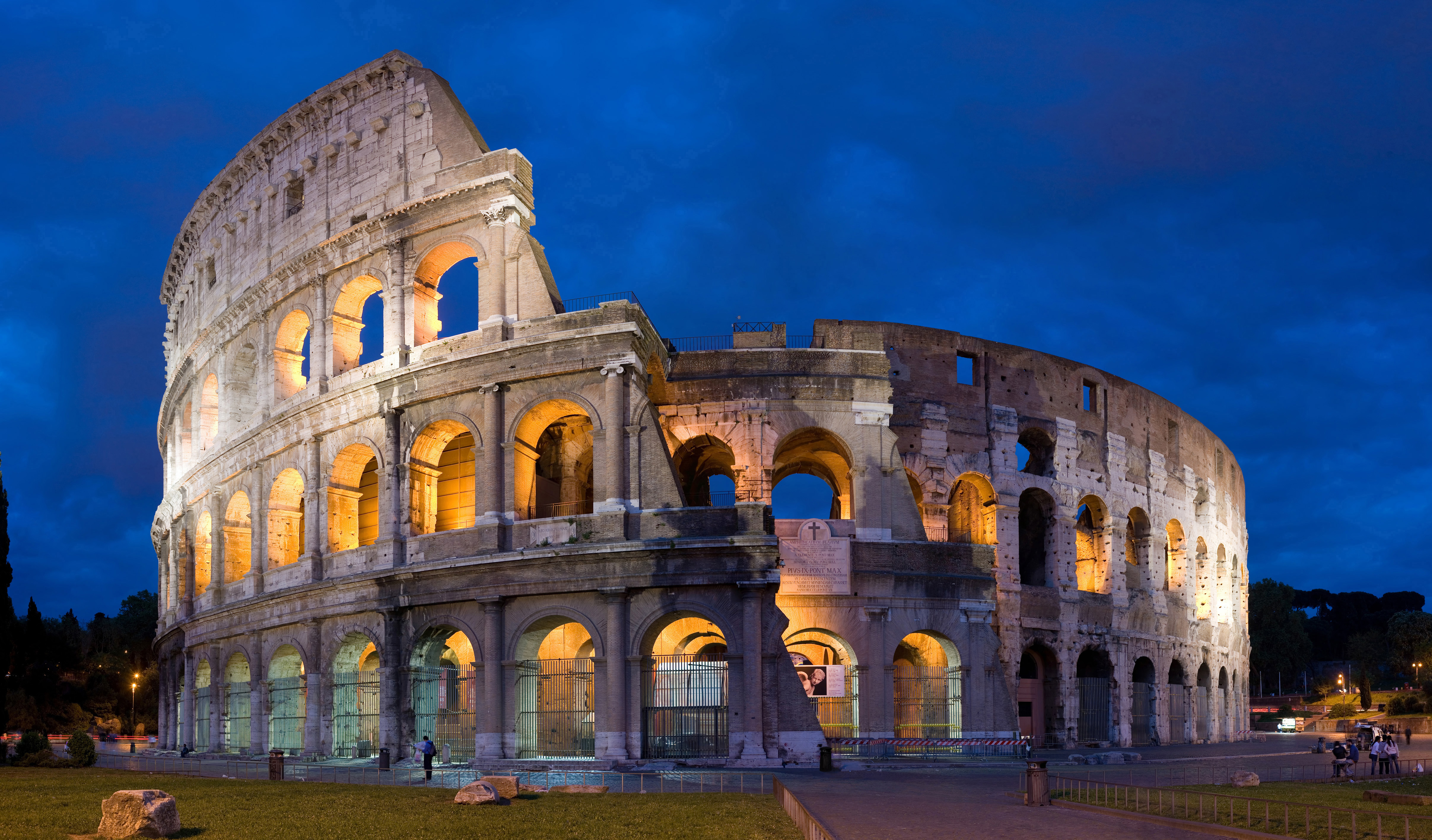 Ancient Rome Colosseum Imperial Forums Lunch