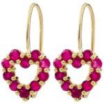edenly earrings - valentine's day - photocredit elle