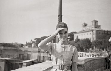 Audrey Hepburn and Rome