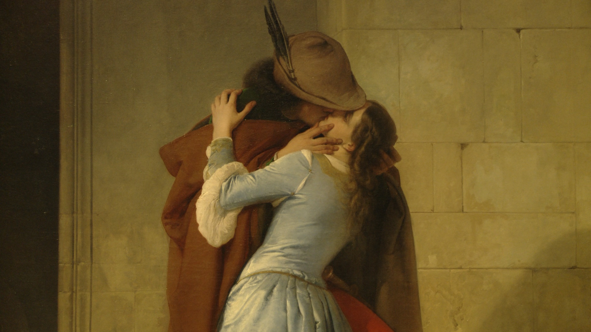 HAYEZ- valentine'sday- sublime love legend-romaluxury