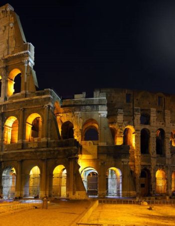 THE LEGEND OF MESSALINA TOUR