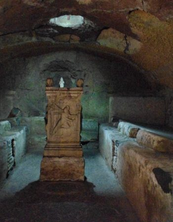 PRIVATE CATACOMBS & CRYPTS TOUR