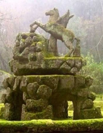 MONSTER HELICOPTER TOUR (BOMARZO)