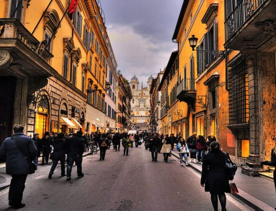 ROME VIP SHOPPING EXPERIENCE