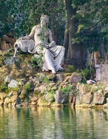 VILLA BORGHESE IN LOVE