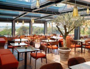 5 trendies rooftop of Rome - Te arden of hotel eden - Roma Luxury