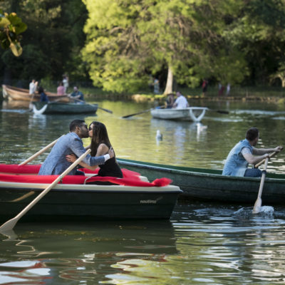 Romantic Villa Borghese Tour