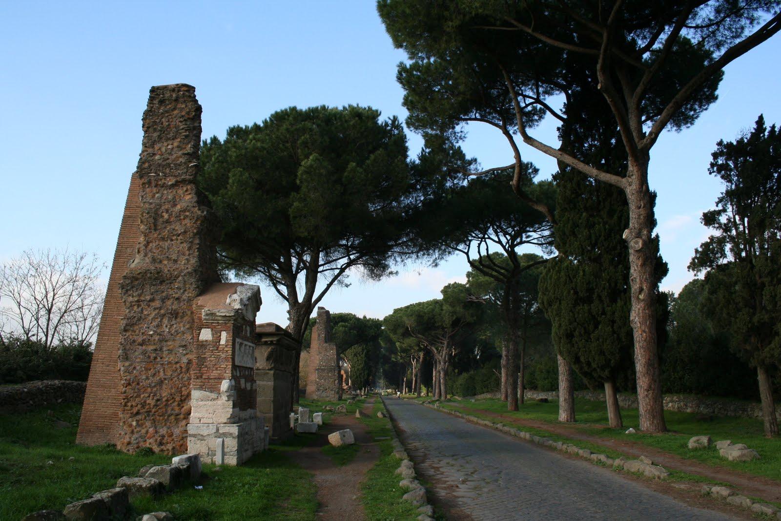 rome catacombs