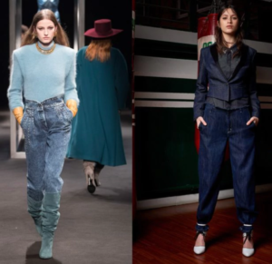 Autumn_Winter_fashion_trends_2018_Denim_Alberta_Ferretti_&_Dondup