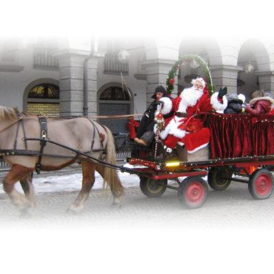 JINGLE BELLS PANORAMIC CHRISTMAS SHOPPING TOUR