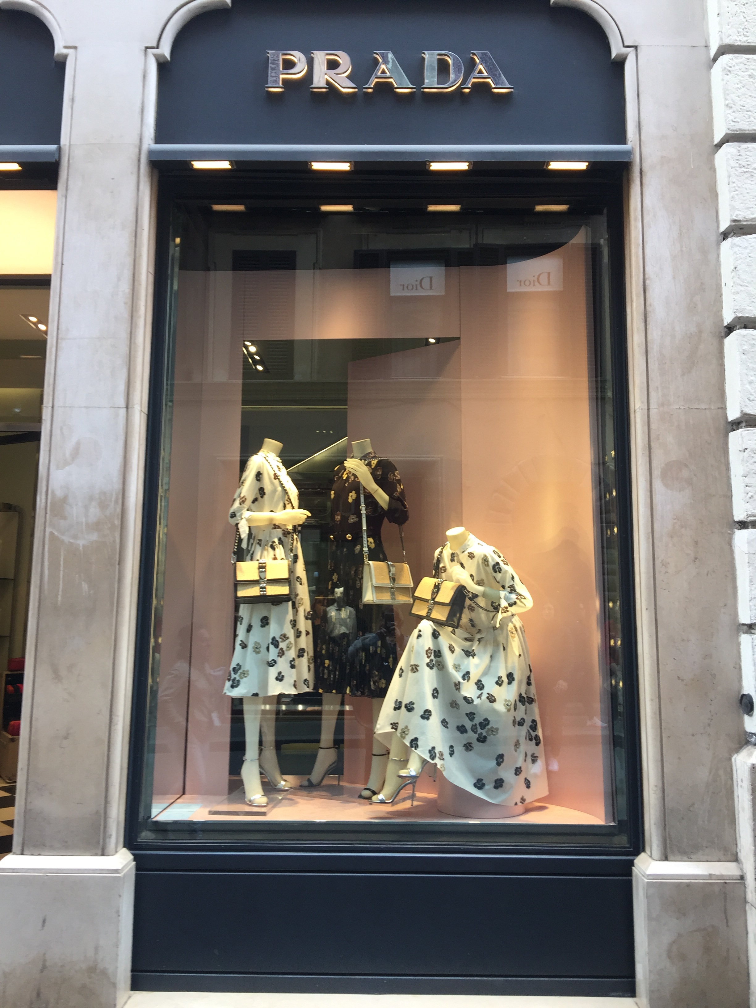 Prada-May 2019- Roma Luxury- Shopping in Rome