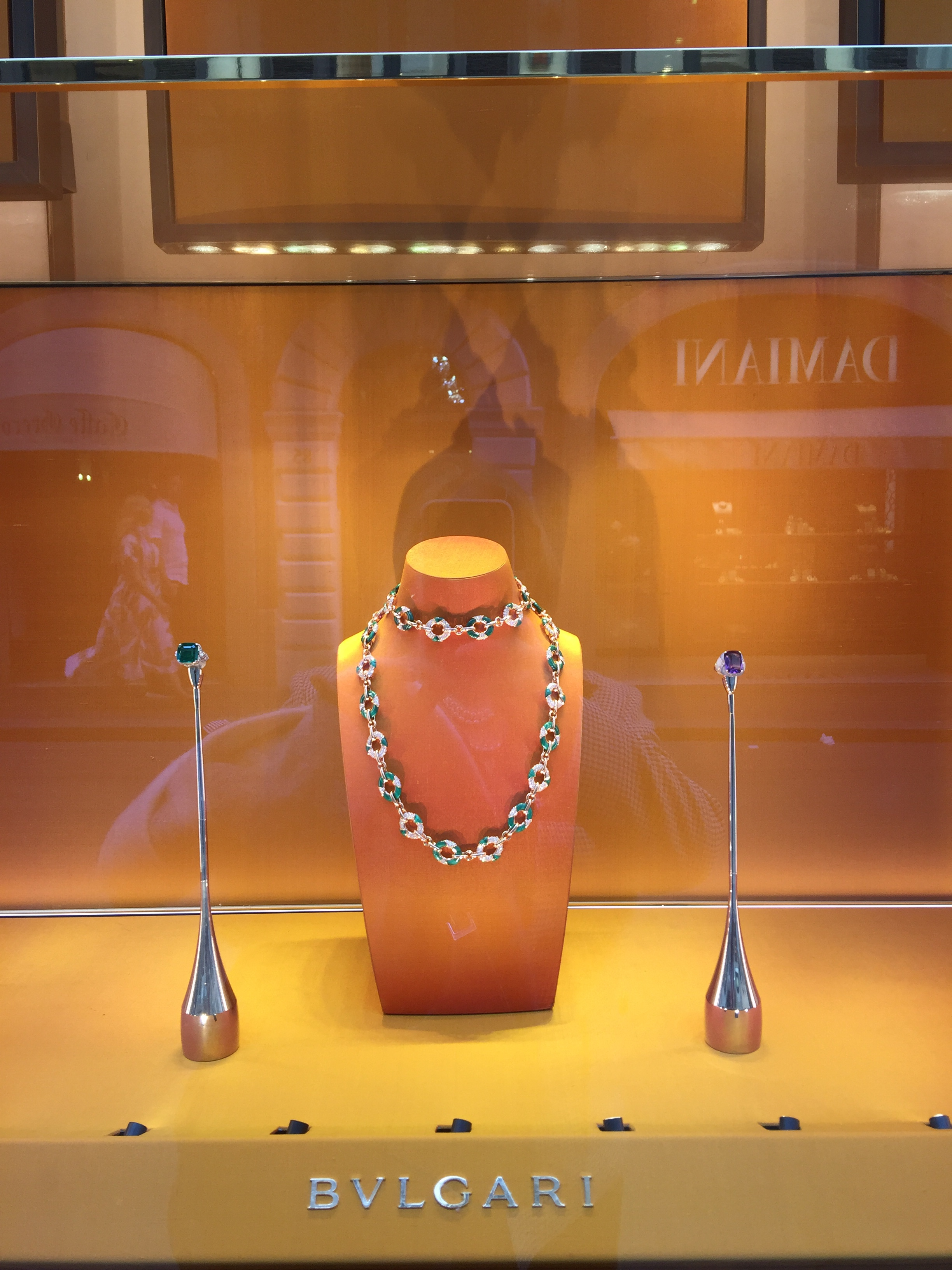 Bulgari-May 2019- Roma Luxury- Shopping in Rome