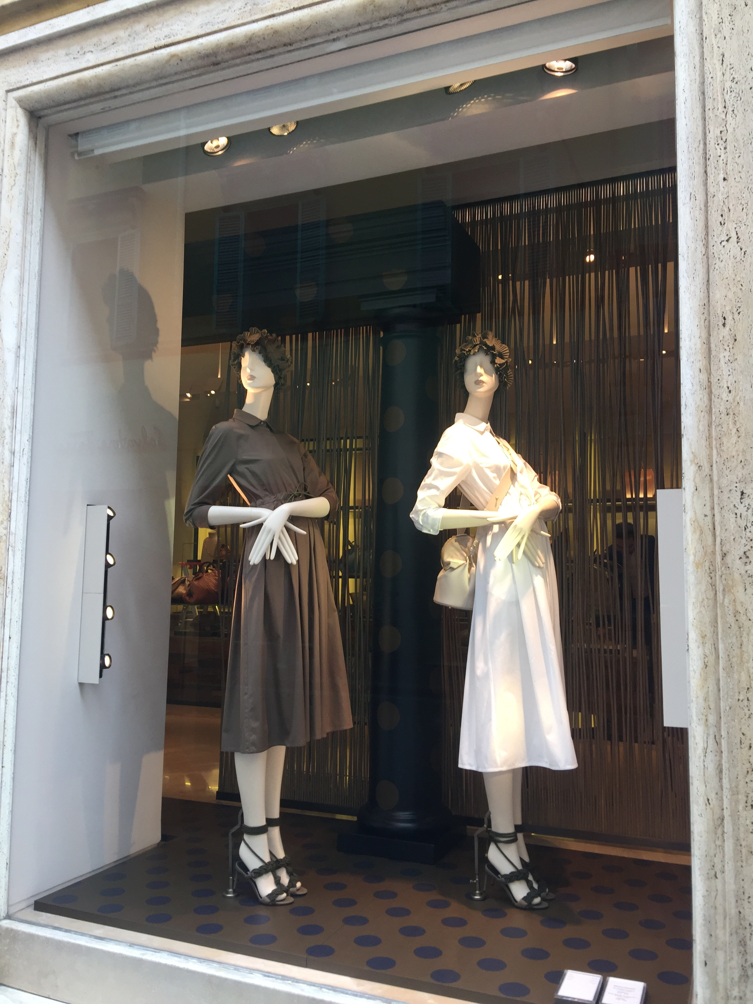 MaxMara -May 2019- Roma Luxury- Shopping in Rome with style